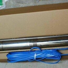Насосы и комплектующие - Насос скважинный Belamos TF3-80 кабель 50 м, 0
