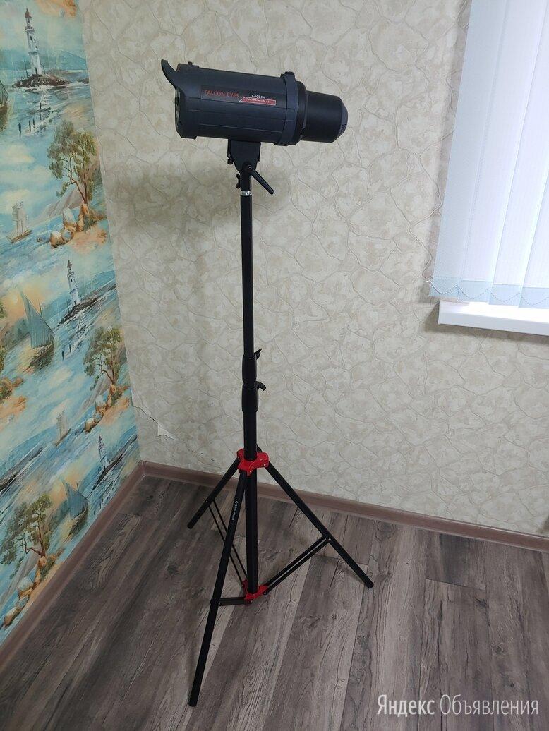 Импульсный свет TE-900 стрипбокс по цене 14000₽ - Осветительное оборудование, фото 0