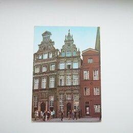 Открытки - Польская открытка-г.Гданьск, 0