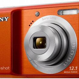 Фотоаппараты - Фотоаппарат Sony Cyber-shot DSC-S2100, 0