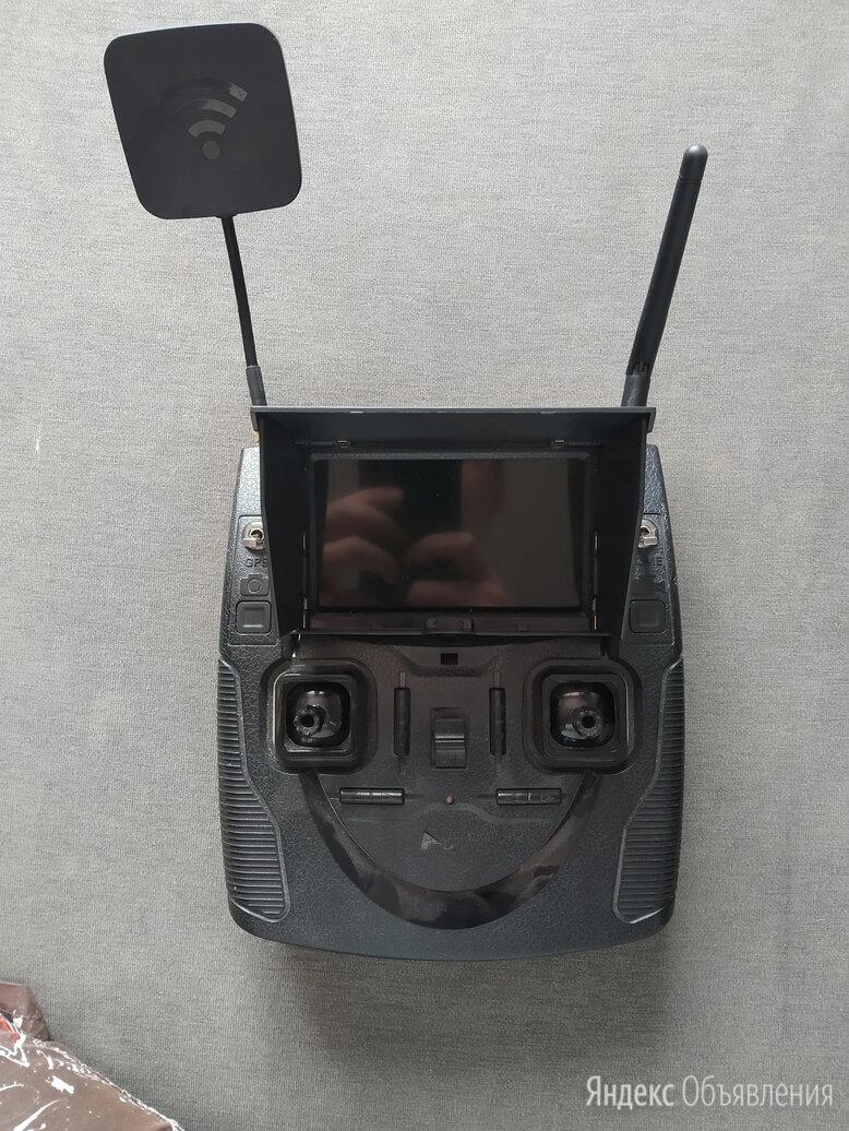 Пульт от квадрокоптера Hubsan x4 h502s + антенны по цене 4000₽ - Квадрокоптеры, фото 0