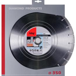 Диски отрезные - Алмазный диск FUBAG BB-I /бетон/сегмент._ диам.…, 0