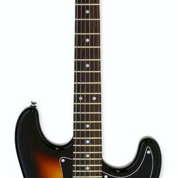 Электрогитары и бас-гитары - ARIA STG-003SPL 3TS Электрогитара, цвет трехтональный санбёрст, 0