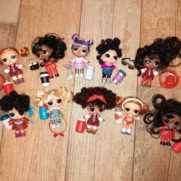 Куклы и пупсы - Кукла лол хейргоалс lol, 0