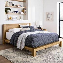 Кровати - Кровать из дуба, 0