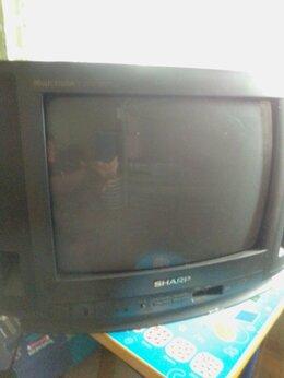 Телевизоры - Телевизора sharp 14R2, 0