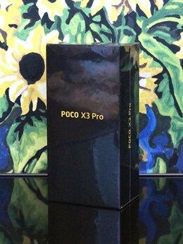 Мобильные телефоны - Xiaomi Poco X3 Pro 6/128. Новый, 0