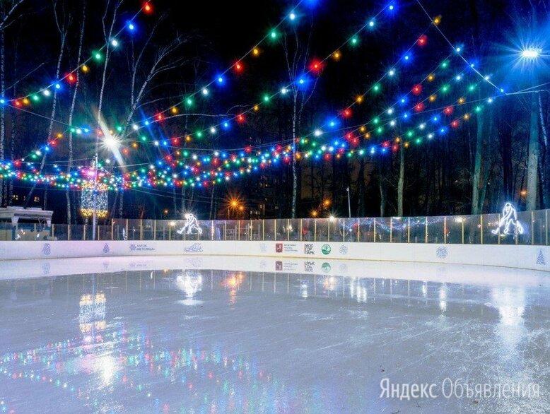 Хоккейная коробка стеклопластик 26 на  56 борта 5 и 7мм по цене 858000₽ - Аксессуары, фото 0
