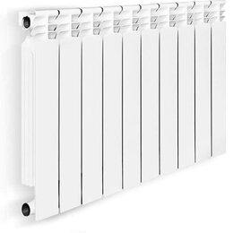 Радиаторы - Радиатор биметаллический Oasis 500/80 10 секций, 0