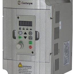Радиодетали и электронные компоненты - Однофазный частотник  SL9-G1-d75 на 0,75 КВт(переход 1ф 220В на 3ф 220В), 0