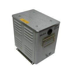 Трансформаторы - Трансформатор ТСЗИ 2,5 квт. 380-220/12, 0