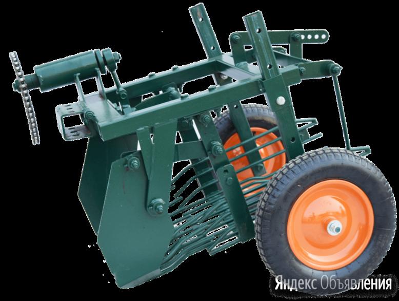 Картофелекопалка вибрационная Forza (Форза) (колесо металл) BOM Ø18 по цене 16798₽ - Навесное оборудование, фото 0