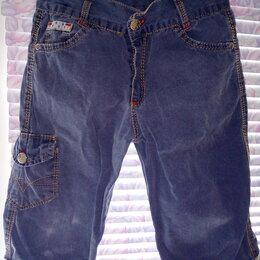 Шорты - Бриджи джинсовые для мальчика, 0