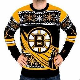 Свитеры и кардиганы - Boston bruins свитшот джемпер свитер. Оригинал, 0