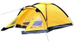 Палатки - Палатка Greenwood Yeti 3 Yellow, 0