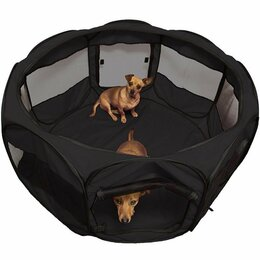 Клетки, вольеры, будки  - Манеж вольер для собак кошек животных, 0