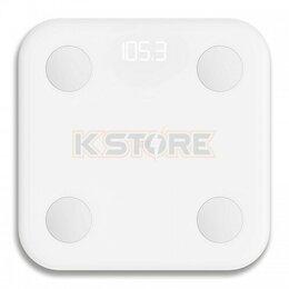 Напольные весы - Умные электронные весы Xiaomi Mi Body Composition Scale 2 белый XMTZC05HM, 0