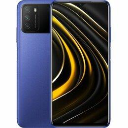 Мобильные телефоны - Смартфон Xiaomi Poco M3 4/64Gb Blue, 0