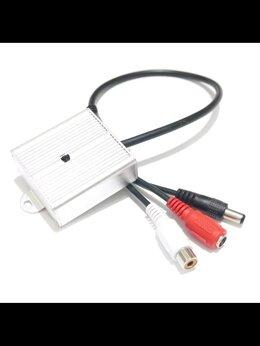Комплектующие - Уличный Высокочувствительный Аудио Микрофон, 0