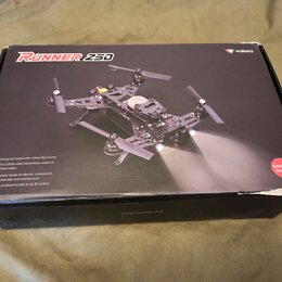 Квадрокоптеры - Квадрокоптер Walkera Runner 250, 0