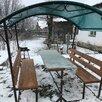Беседка садовая по цене 19900₽ - Комплекты садовой мебели, фото 11