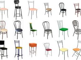 Стулья, табуретки - Классические и барные модели стульев., 0