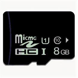 Карты памяти -  11157 Карта памяти microSD 8 Гб MDN ZTF-301B-8G, C, 0