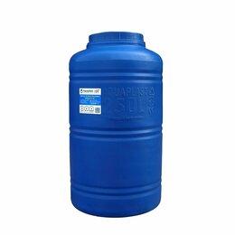Баки - Бак для воды вертикальный ОВ 250 литров Аквапласт, 0