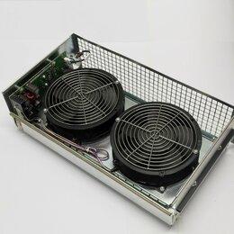 Кулеры и системы охлаждения - Модуль из 2-х вентиляторов Ebmpapst DV6224/17, DC , 0