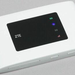 Оборудование Wi-Fi и Bluetooth - Новый универсальный 4G Wi-Fi роутер ZTE MF920, 0