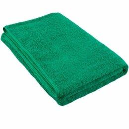 Полотенца - Полотенце махровое 50х100 плотность 470 гр., 0