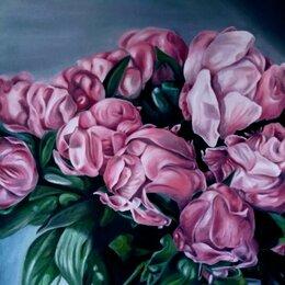 """Картины, постеры, гобелены, панно - """"Розы нежные"""", 0"""