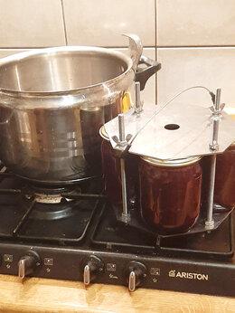 Аксессуары для готовки - Скороварка, кассета. Для тушенки в скороварке. , 0