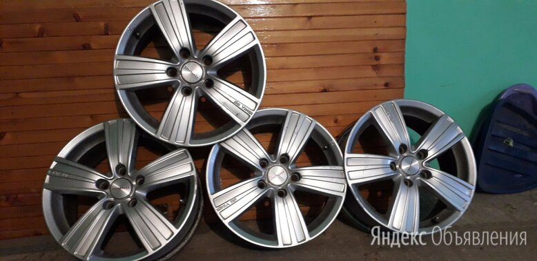 Диски r16 по цене 9000₽ - Шины, диски и комплектующие, фото 0