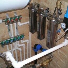 Архитектура, строительство и ремонт - Монтаж систем водоснабжения, 0