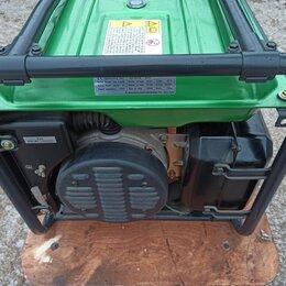 Спецтехника и спецоборудование - Аренда генератора 2-10 кВт, 0