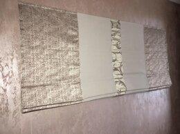 Римские и рулонные шторы - Римская штора «Завиток» ШхВ 180х185, 0