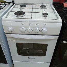 Плиты и варочные панели - Газовая плита Deluxe 5040.38 новая , 0
