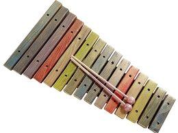 Оборудование для звукозаписывающих студий - FLIGHT FX-15RC РАДУГА -  Ксилофон (15 нот),…, 0