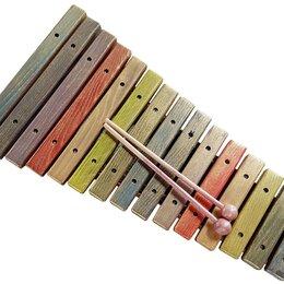 Ударные установки и инструменты - FLIGHT FX-15RC РАДУГА -  Ксилофон (15 нот), цветной, 0