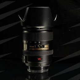 Объективы - Nikon AF-S 18-200 mm ED VR // 2561 📷📷📷📷, 0