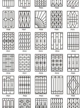 Сетки и решетки - Решётки в щёлково фрязино балашихе монино, 0