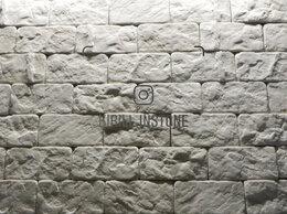 Облицовочный камень - Каменный кирпич, 0
