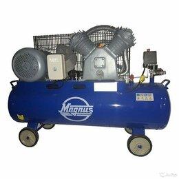 Воздушные компрессоры - Компрессор воздушный Magnus KV-700/100, 0
