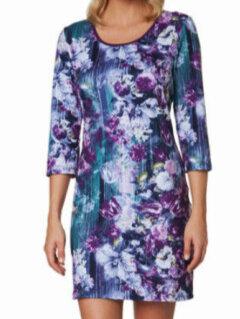 Платья - Платье из вискозы, легкое в уходе, 0