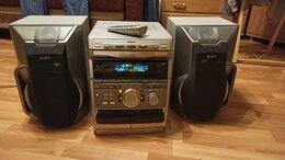 Музыкальные центры,  магнитофоны, магнитолы - Музыкальный центр sony rxd7, 0