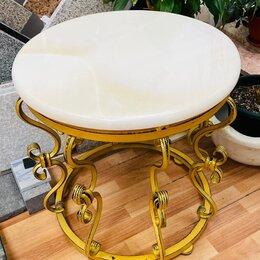 Столы и столики - Стол из оникса, 0