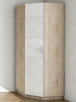 Шкафы, стенки, гарнитуры - Шкаф угловой Меркурий люкс, 0