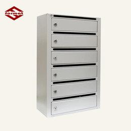 Почтовые ящики - Почтовый ящик ГАРАНТ 6-и секционный (Торговое оборудование), 0