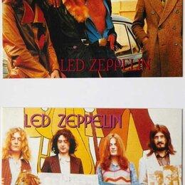 Открытки - Набор открыток группа Led Zeppelin (12 шт.), 0